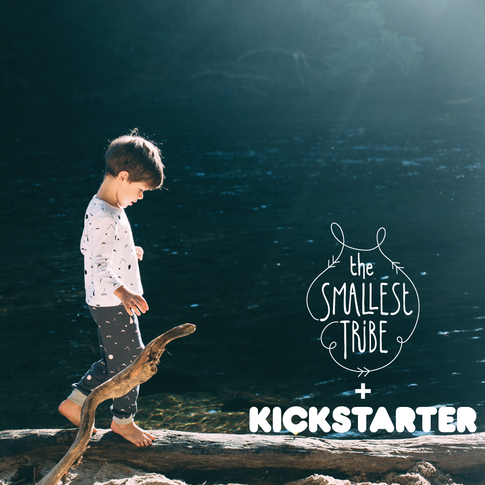 The Smallest Tribe is on Kickstarter