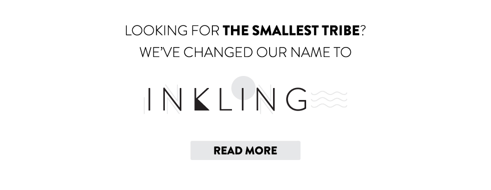 Looking for The Smallest Tribe? We've changed our name. Read more here.