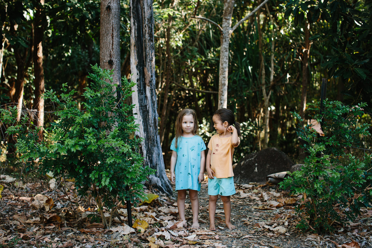 kids summer clothes Coconut Grove by Inkling