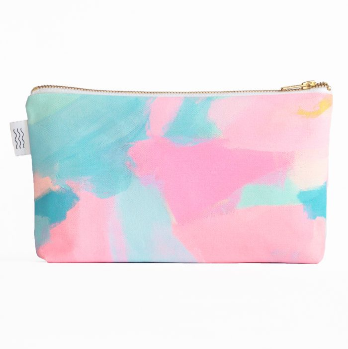 Candy Crush Messy Bag by Inkling small make up cosmetic bag